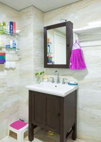 案例华雅花园浴室